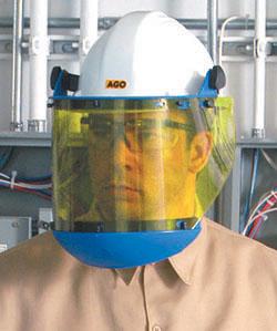 Arc Flash Face Shields